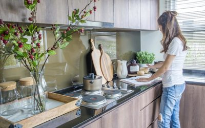 6 Tips To Make Your Kitchen Sparkle This Summer