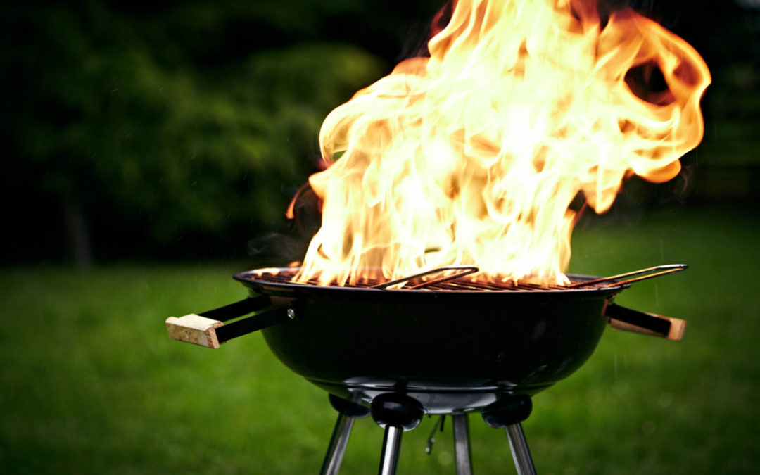 6 Tips For Backyard BBQ Safety