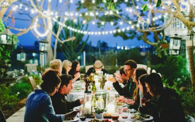 The 5 Steps To Creating A Magical Outdoor Entertainment Space